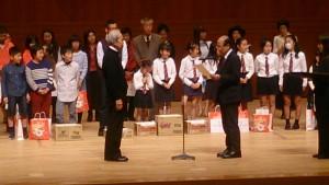 「サロン峰高」は、広島西音楽家協会賞で、来年の大会へのシード権付き!